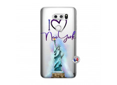 Coque Lg V30 I Love New York