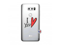 Coque Lg V30 I Love You
