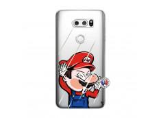 Coque Lg V30 Mario Impact