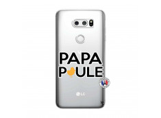 Coque Lg V30 Papa Poule