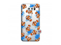 Coque Lg V30 Poisson Clown