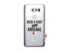 Coque Lg V30 Rien A Foot Allez Arsenal