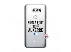 Coque Lg V30 Rien A Foot Allez Auxerre