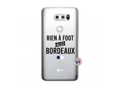 Coque Lg V30 Rien A Foot Allez Bordeaux