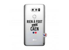 Coque Lg V30 Rien A Foot Allez Caen
