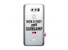 Coque Lg V30 Rien A Foot Allez Guingamp