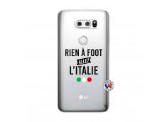 Coque Lg V30 Rien A Foot Allez L'Italie