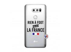 Coque Lg V30 Rien A Foot Allez La France