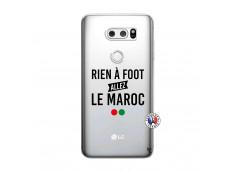 Coque Lg V30 Rien A Foot Allez Le Maroc