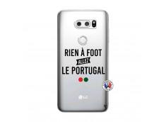 Coque Lg V30 Rien A Foot Allez Le Portugal