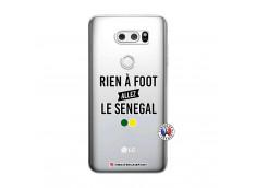 Coque Lg V30 Rien A Foot Allez Le Senegal