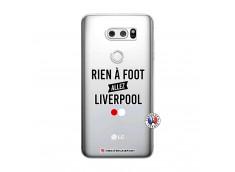 Coque Lg V30 Rien A Foot Allez Liverpool