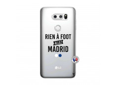 Coque Lg V30 Rien A Foot Allez Madrid