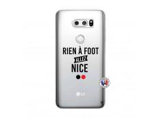 Coque Lg V30 Rien A Foot Allez Nice
