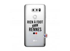 Coque Lg V30 Rien A Foot Allez Rennes
