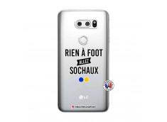 Coque Lg V30 Rien A Foot Allez Sochaux