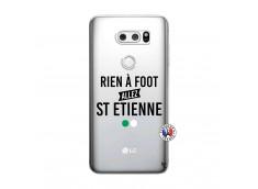 Coque Lg V30 Rien A Foot Allez St Etienne