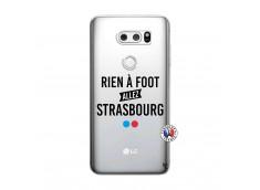 Coque Lg V30 Rien A Foot Allez Strasbourg