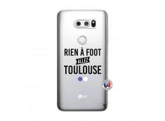 Coque Lg V30 Rien A Foot Allez Toulouse