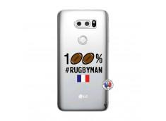Coque Lg V30 100% Rugbyman