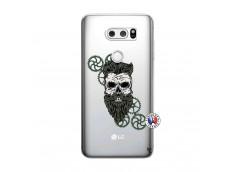 Coque Lg V30 Skull Hipster