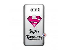 Coque Lg V30 Super Maman