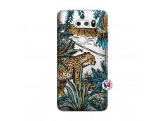 Coque Lg V30 Leopard Jungle