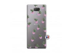 Coque Sony Xperia 10 Plus Cactus Pattern