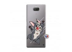 Coque Sony Xperia 10 Plus Dog Impact