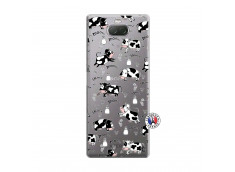 Coque Sony Xperia 10 Plus Cow Pattern