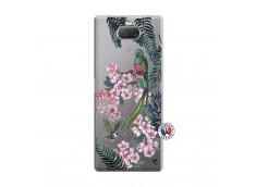 Coque Sony Xperia 10 Plus Flower Birds