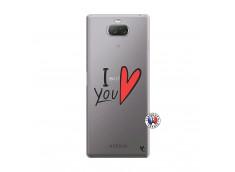 Coque Sony Xperia 10 Plus I Love You