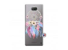 Coque Sony Xperia 10 Plus Multicolor Watercolor Floral Dreamcatcher