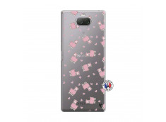 Coque Sony Xperia 10 Plus Petits Moutons