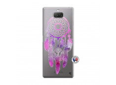 Coque Sony Xperia 10 Plus Purple Dreamcatcher