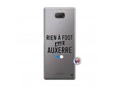 Coque Sony Xperia 10 Plus Rien A Foot Allez Auxerre