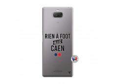 Coque Sony Xperia 10 Plus Rien A Foot Allez Caen