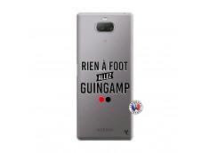 Coque Sony Xperia 10 Plus Rien A Foot Allez Guingamp