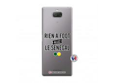 Coque Sony Xperia 10 Plus Rien A Foot Allez Le Senegal