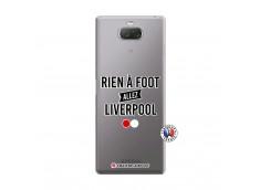 Coque Sony Xperia 10 Plus Rien A Foot Allez Liverpool