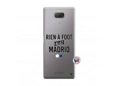 Coque Sony Xperia 10 Plus Rien A Foot Allez Madrid