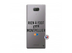 Coque Sony Xperia 10 Plus Rien A Foot Allez Montpellier