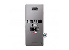 Coque Sony Xperia 10 Plus Rien A Foot Allez Nimes