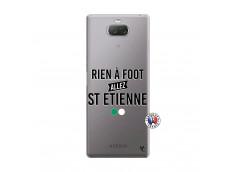 Coque Sony Xperia 10 Plus Rien A Foot Allez St Etienne