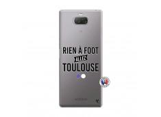 Coque Sony Xperia 10 Plus Rien A Foot Allez Toulouse