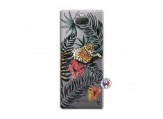 Coque Sony Xperia 10 Plus Leopard Tree