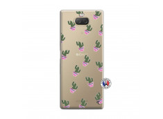 Coque Sony Xperia 10 Cactus Pattern