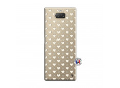 Coque Sony Xperia 10 Little Hearts