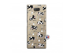 Coque Sony Xperia 10 Cow Pattern