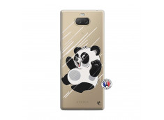 Coque Sony Xperia 10 Panda Impact